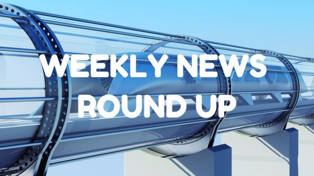 Weekly News Round Up