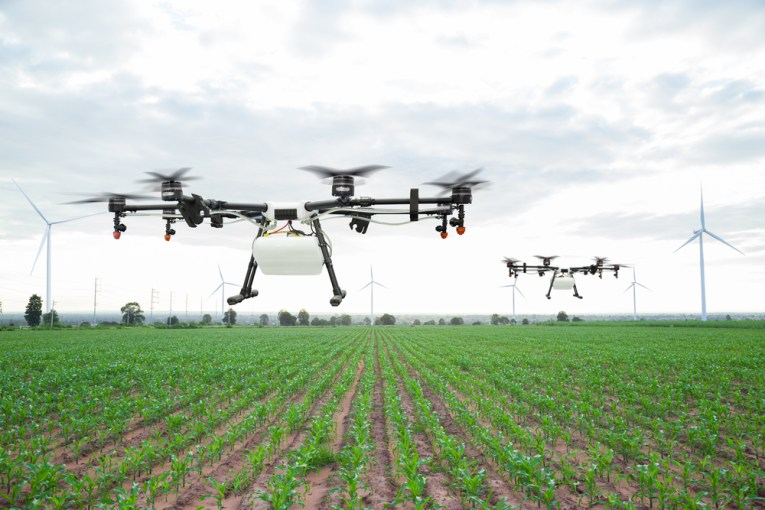 Drones in Scotland