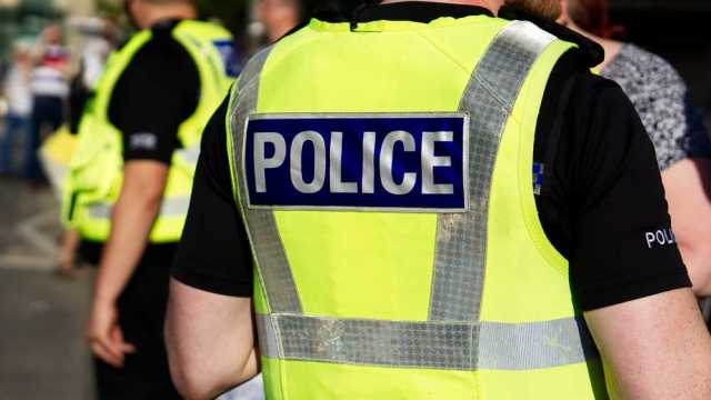 Police Scotland IT System