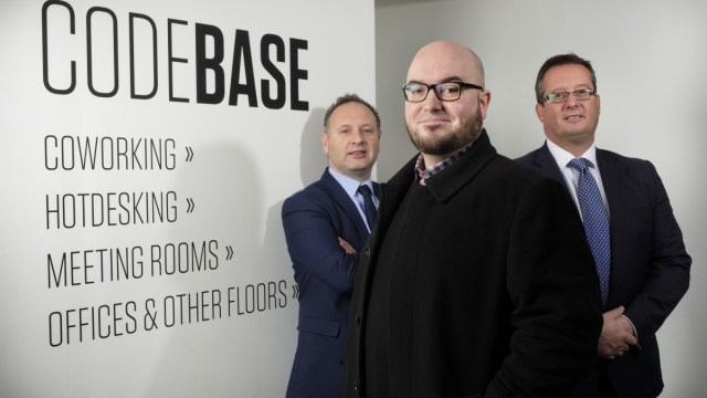 CodeBase Barclays Eagle Lab