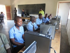The Turing Trust Africa: Classroom