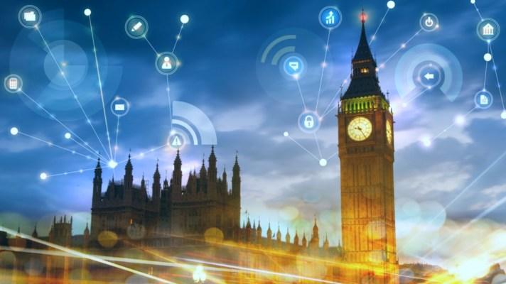 IoT Security UK Gov