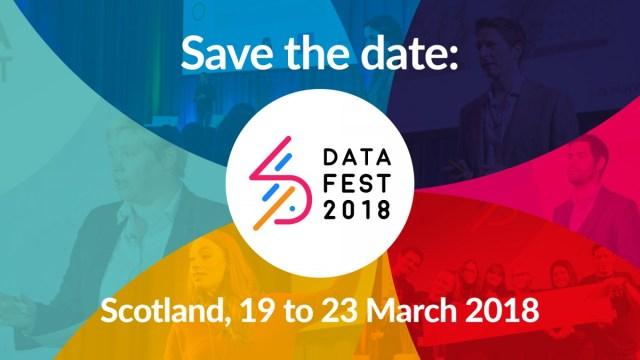 DataFest18 Underway