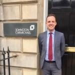 Andrew Holloway, Headf of Entrepreneurial Taxes, Johnston Carmichael