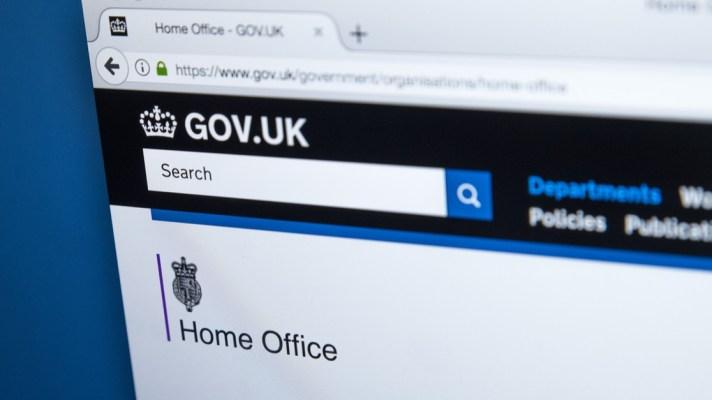 Home Office Data Breach