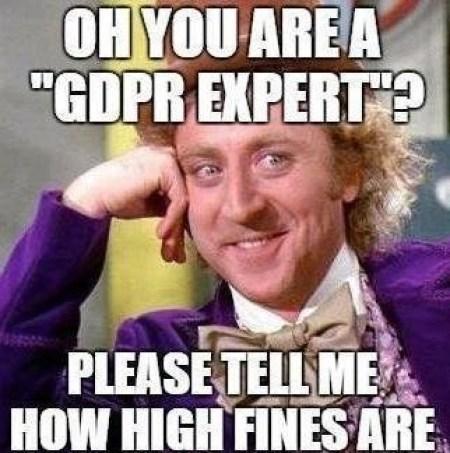 Wonka GDPR meme