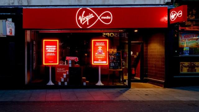 Virgin Media Scotland