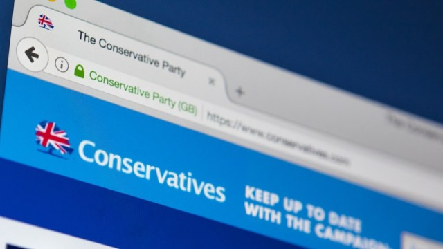 Conservative Party Conference App