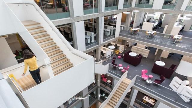 Edinburgh University's Bayes Centre