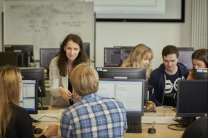 Abertay University cybersecurity research project
