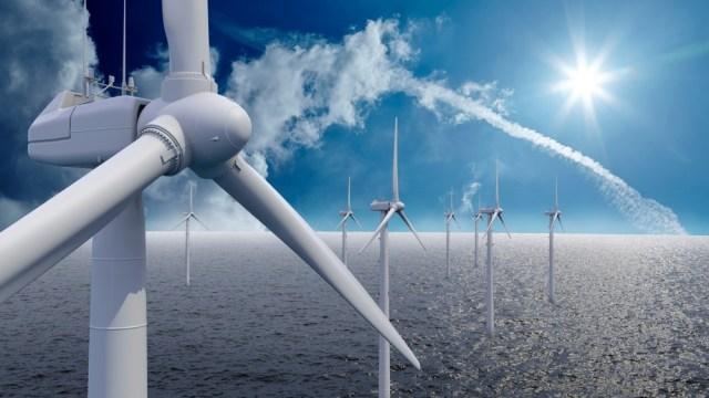 Scottish wind farms
