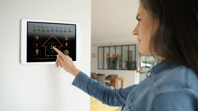 smart house heating