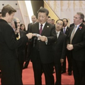 PureLiFi Chinese President