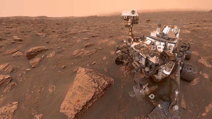 Martian Scottish Soils