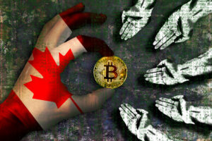 Canadian cryptocurrency exchange