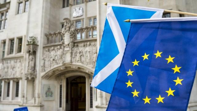 Scotland EU Brexit