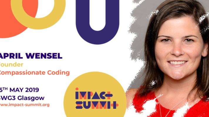 April Wensel Impact Summit