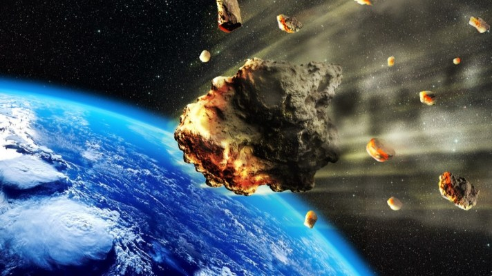 Scottish Meteorite Crater Minch