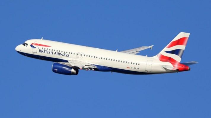 Check-in Security British Airways