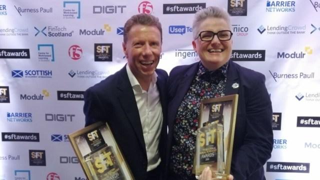 Scottish Financial Technology Awards