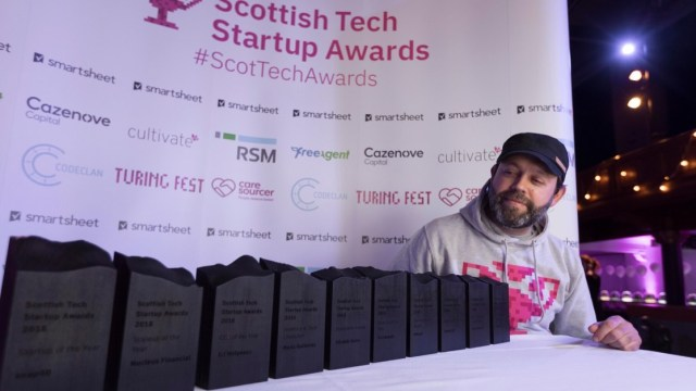 Scottish Tech Startup Awards
