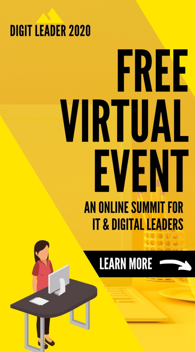 FREE VIRTUAL EVENT DIGIT LEADER 2020