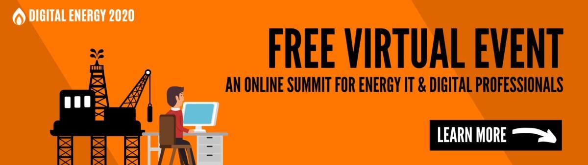 FREE VIRTUAL EVENT DIGITAL ENERGY 2020