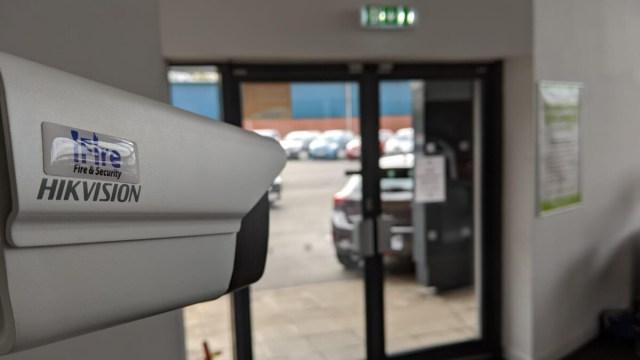 Body Scanning Cameras