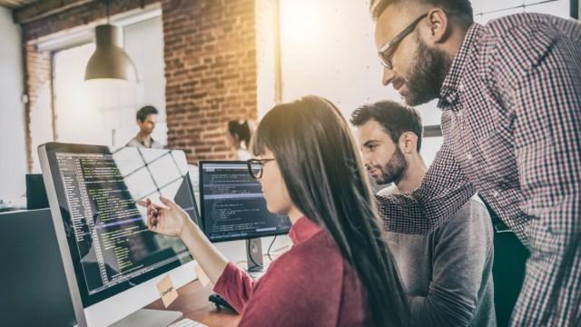 apprentice software engineers Apprenticeships
