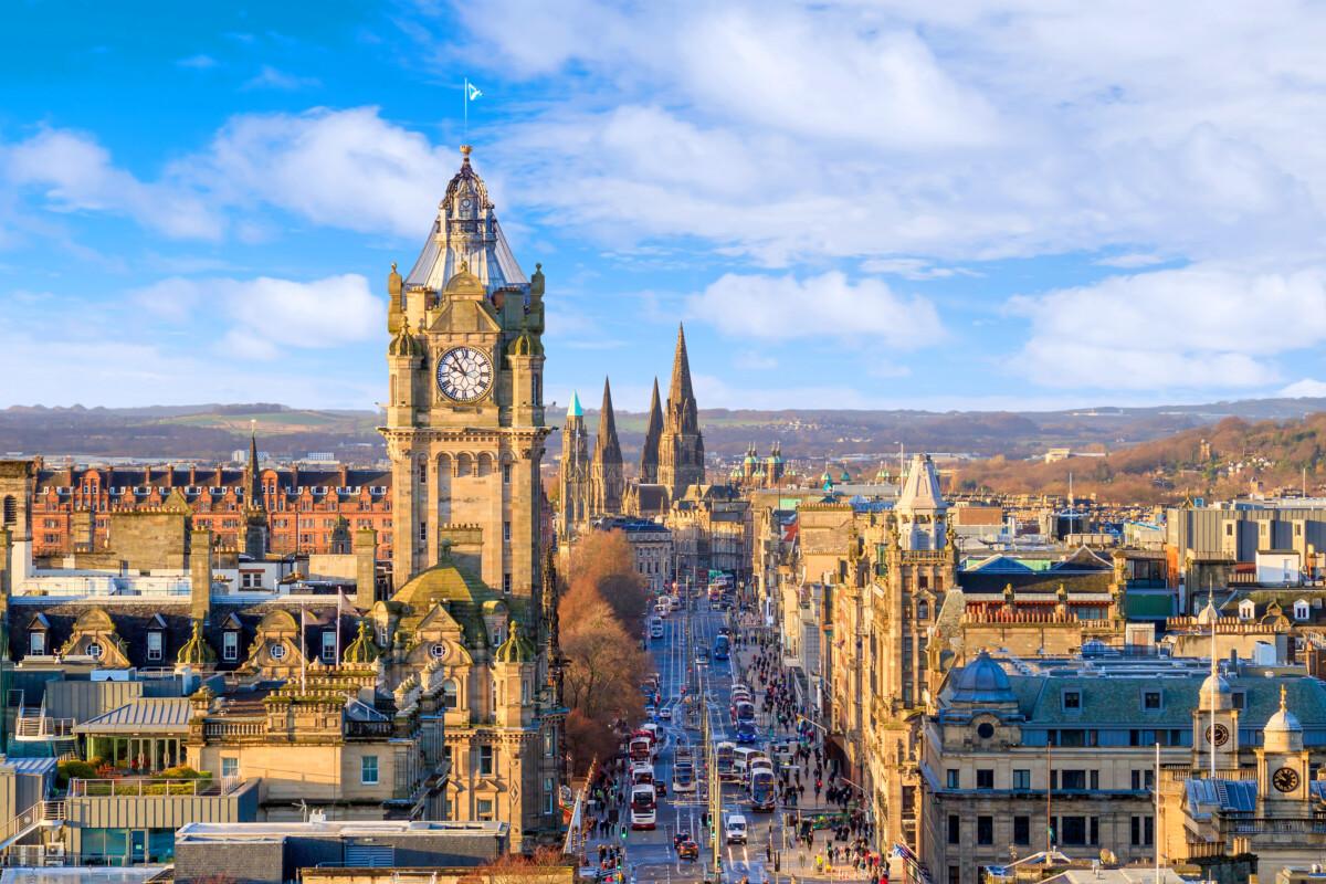 digital transformation in Scotland