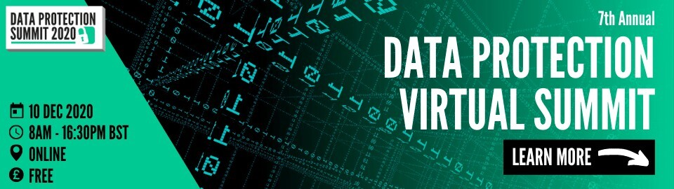 DATA PROTECTION VIRTUAL SUMMIT  2020