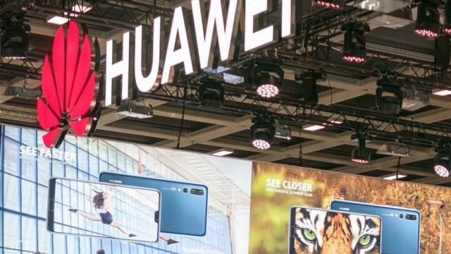 Huawei collusion