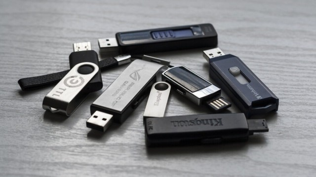 Preowned USB Drives