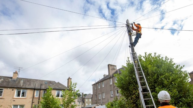 Broadband in Scotland