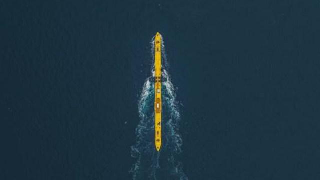 World's Most Powerful Tidal Turbine EU tidal project