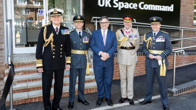 UK Space Command