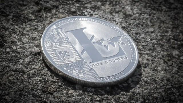 Litecoin value