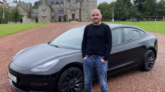 Scottish electric vehicles