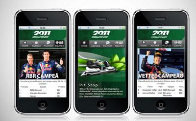Exemplos de Mobile Site