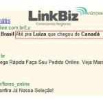 Google AdWords até para Luiza que voltou do Canadá