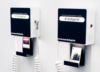 Do Instagram para o Instaprint - Impressora