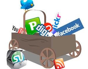 Redes Sociais, Facebook, Twitter e Klout