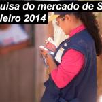 Pesquisa com Mercado de SEO Brasileiro 2014
