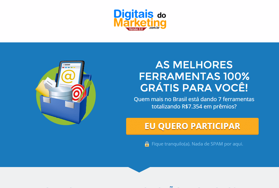Resultado do Lançamento do Digitais do Marketing