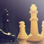 imagem de uma jogada mal sucedida de xadrez