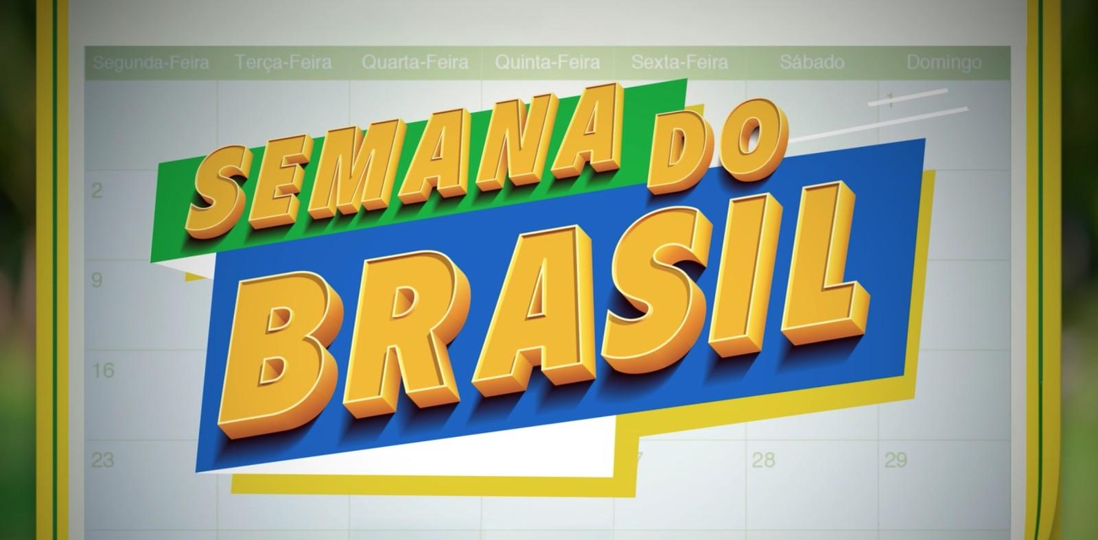 Promoções Semana do Brasil