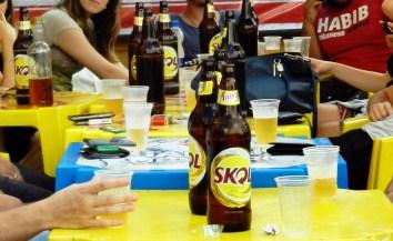 Segundo o Camargo, quanto mais cedo você começa a ingestão de álcool, mais difícil é largar no futuro(Foto: Vinicius Oliveira)