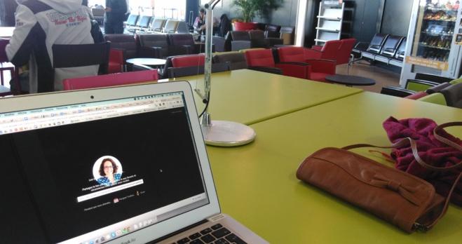 sac a dos digital nomade aeroport