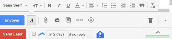 Gmail au profit de notre productivité individuelle - Boomerang for Gmail