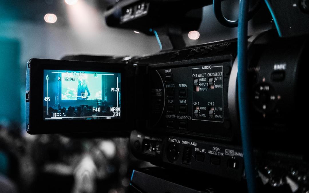 LCD i biografstørrelse